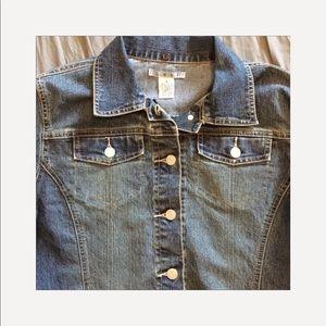 CAbi Jackets & Coats - CAbi Denim Jacket